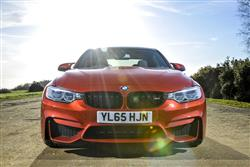 Car review: BMW M3 [F80] (2014 - 2020)